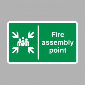 Fire Assembly Point Signs-coming soon
